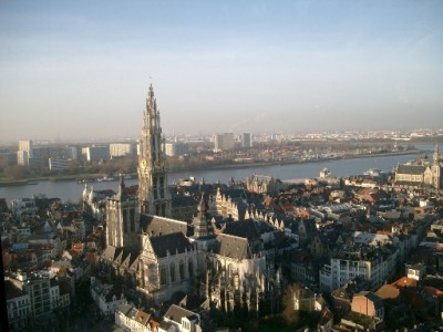 Overnatting Antwerpen