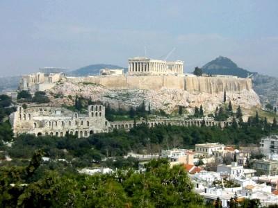 Overnatting Athen