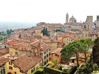 Overnatting Bergamo