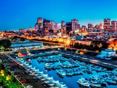 Overnatting Montréal