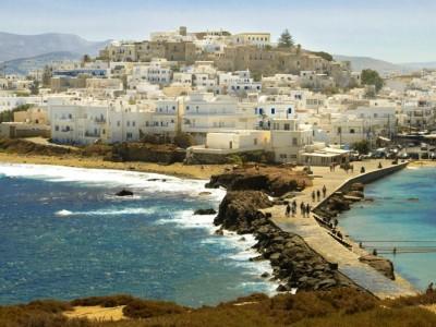 Overnatting Naxos