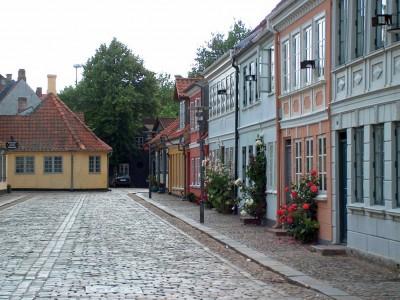 Overnatting Odense