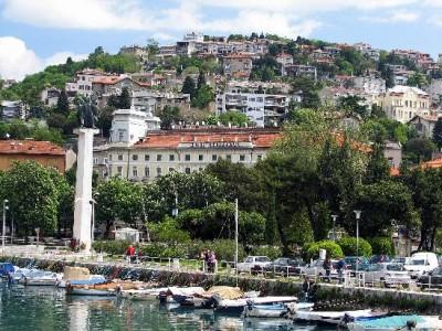 Overnatting Rijeka