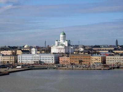 Overnatting Helsinki