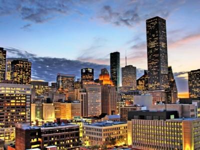 Overnatting Houston
