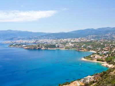 Overnatting Kreta