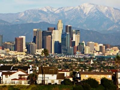 Overnatting Los Angeles