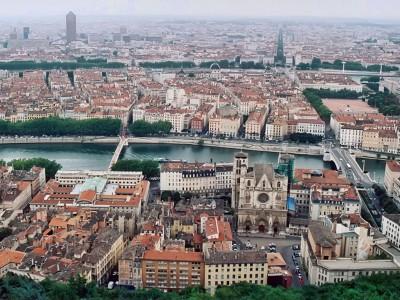Overnatting Lyon