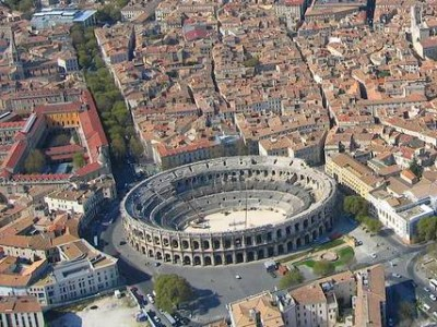 Overnatting Nîmes