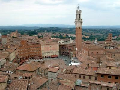 Overnatting Siena