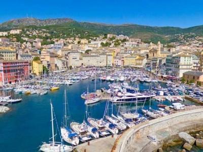 Overnatting Bastia