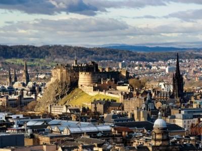 Overnatting Edinburgh