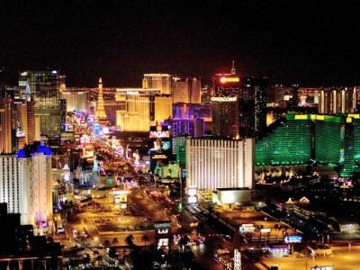Overnatting Las Vegas