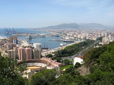 Overnatting Málaga