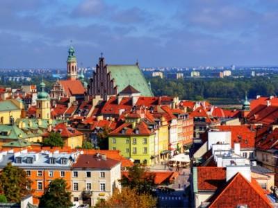Overnatting Warszawa